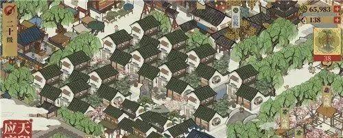 江南百景图:财神雕像怎么布局 财神雕像布局攻略插图