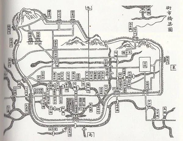"""回到明朝做""""规划"""",《江南百景图》如何营造想象中的城市?插图11"""