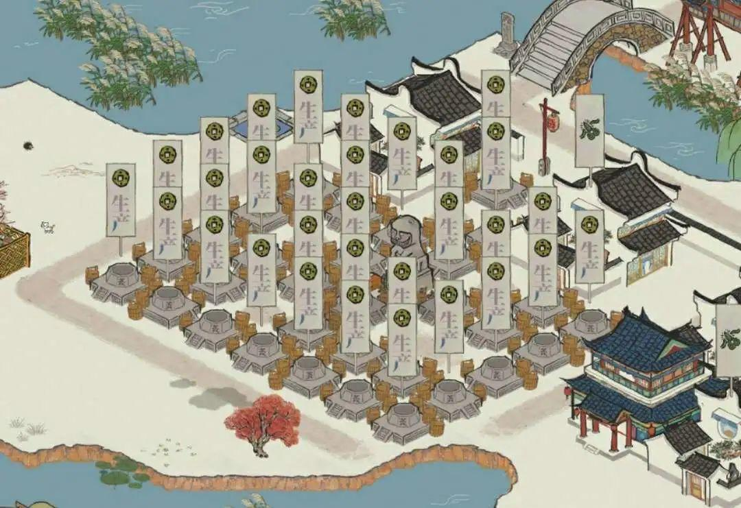 金融民工在江南百景图里体会到了赚钱的快乐插图11