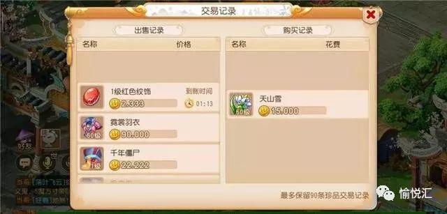 梦幻西游手游赚钱攻略:新区零充妹子,短短一个月,赚到40万金币!插图2