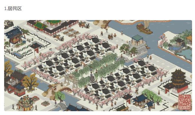 """回到明朝做""""规划"""",《江南百景图》如何营造想象中的城市?插图6"""