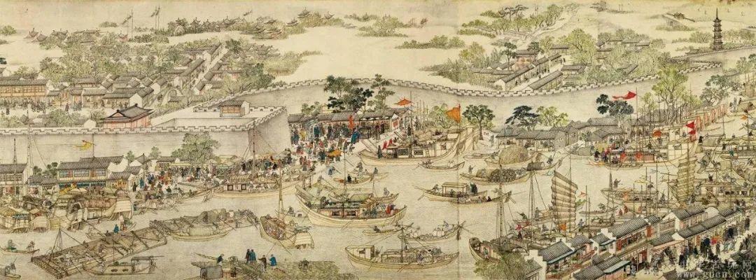 """回到明朝做""""规划"""",《江南百景图》如何营造想象中的城市?插图10"""