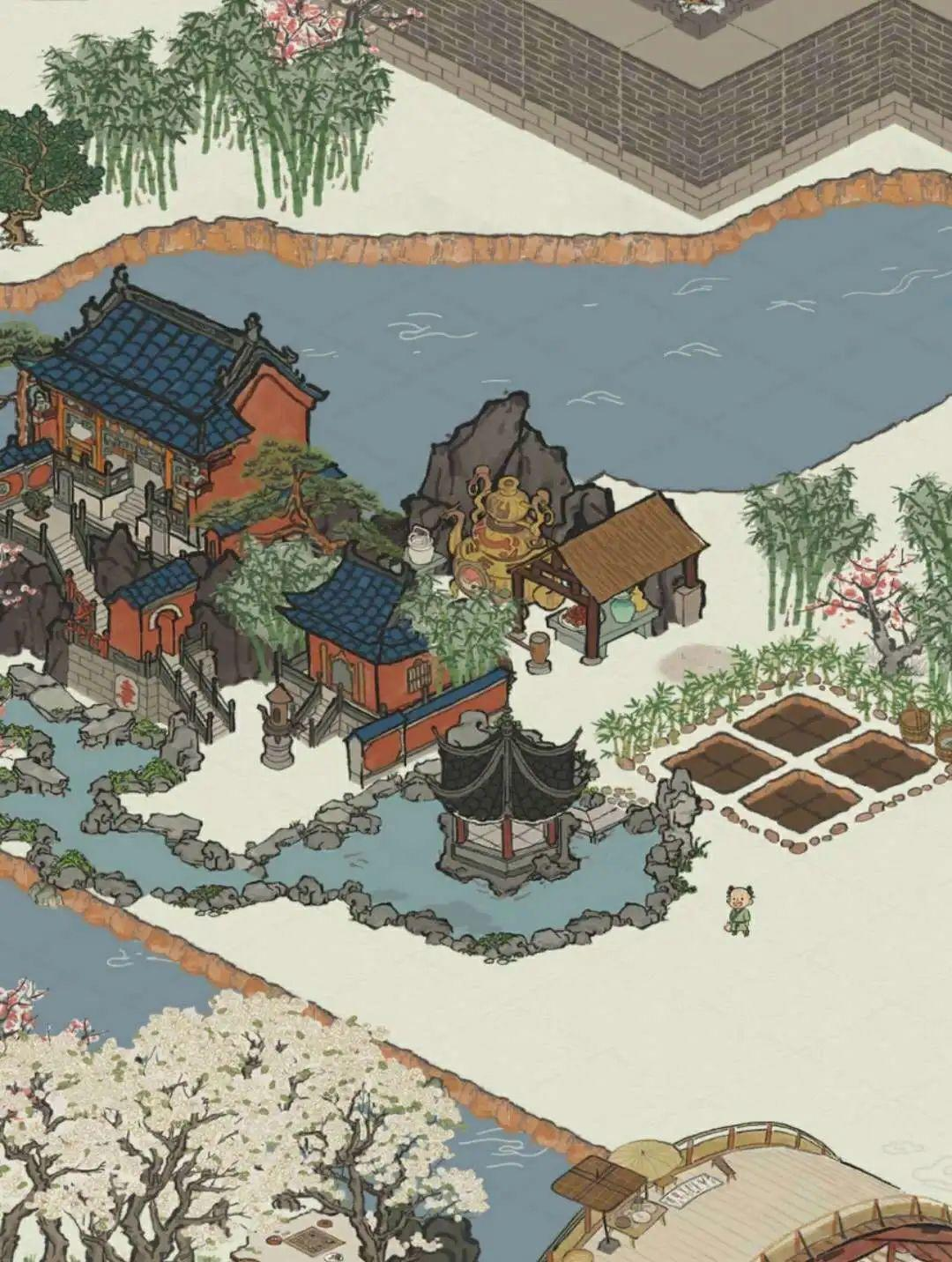 金融民工在江南百景图里体会到了赚钱的快乐插图12