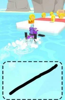 涂鸦骑士:涂鸦骑士怎么玩?涂鸦骑士3d攻略大全插图1