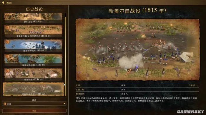 《帝国时代3决定版》游民评测8.5分 鲜血与扩张,掠夺与荣耀插图1