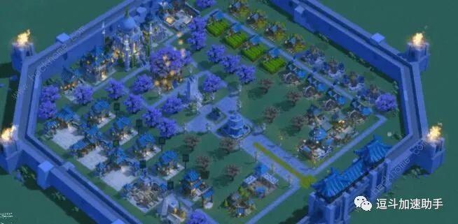 万国觉醒城市布局攻略图高清 最佳城市布局图汇总插图8