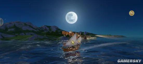 在人人忙着造船的航海游戏里 我却沉迷于环游世界插图15