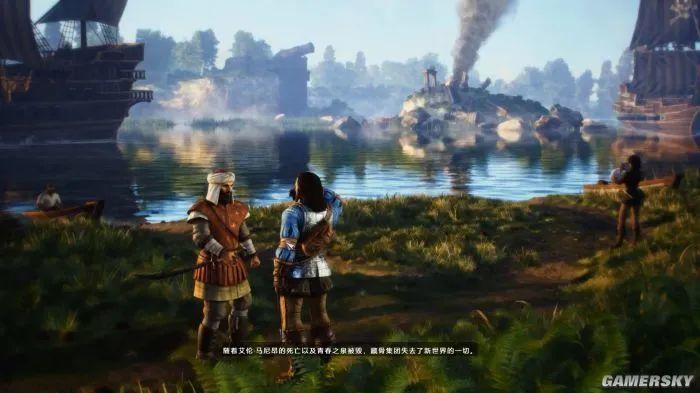 《帝国时代3决定版》游民评测8.5分 鲜血与扩张,掠夺与荣耀插图2