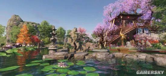 这款游戏能满足你对武侠江湖的诸多幻想插图5