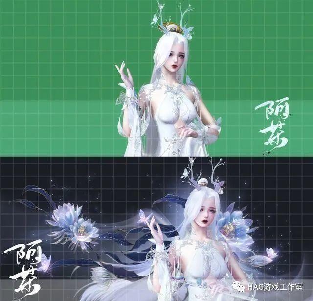 """网游又出现新搬砖职业:""""游戏捏图师""""月入过万,你听说过吗?插图3"""
