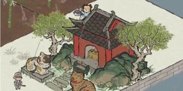 江南百景图:半山娘娘庙怎么得 半山娘娘庙获得方法插图2
