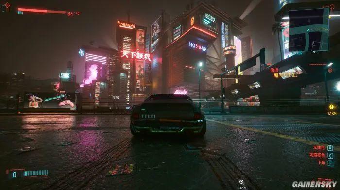 《赛博朋克2077》游民评测9.1分 魂断夜之城插图1