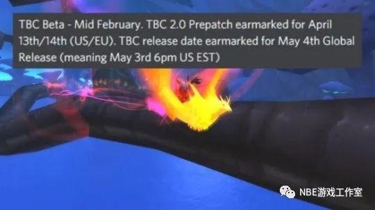 """《魔兽世界》将于明年5月4日上线的怀旧服""""燃烧的远征""""地图曝光插图7"""