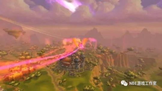 """《魔兽世界》将于明年5月4日上线的怀旧服""""燃烧的远征""""地图曝光插图1"""