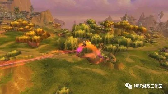 """《魔兽世界》将于明年5月4日上线的怀旧服""""燃烧的远征""""地图曝光插图2"""