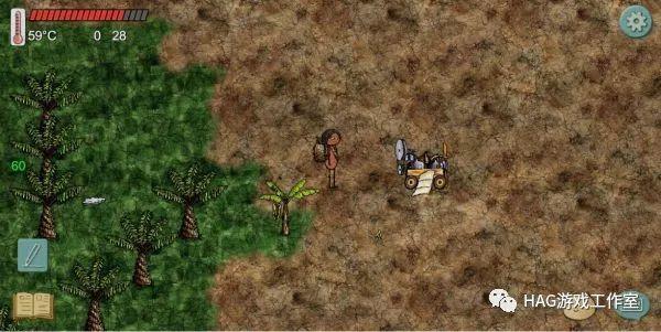 2021好玩的沙盒手游推荐,《黑暗与光明手游》撸树靠魔法插图