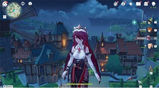 【原神】1.4版本唯一的新角色 罗莎莉亚最全培养攻略汇总插图18