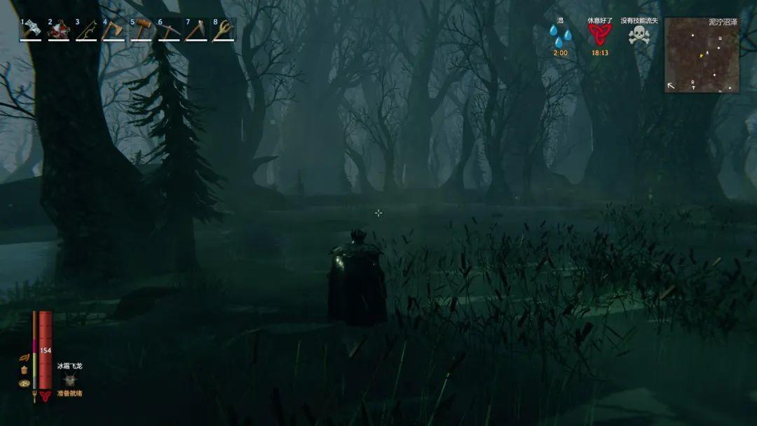 《英灵神殿》是如何让不玩生存游戏的我沉迷100小时的插图3