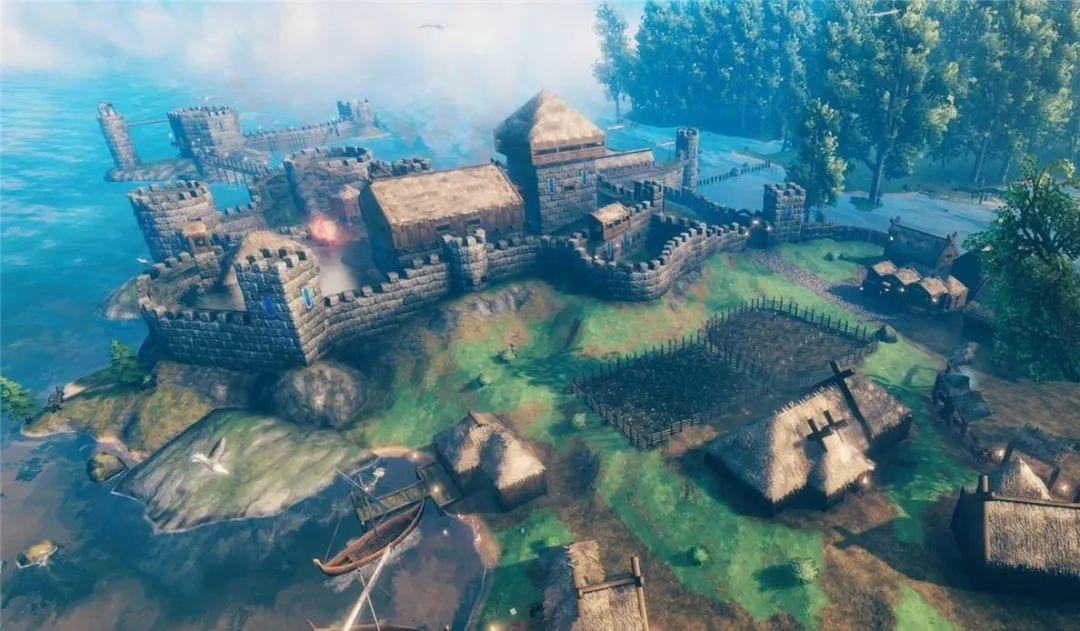 《英灵神殿》是如何让不玩生存游戏的我沉迷100小时的插图6
