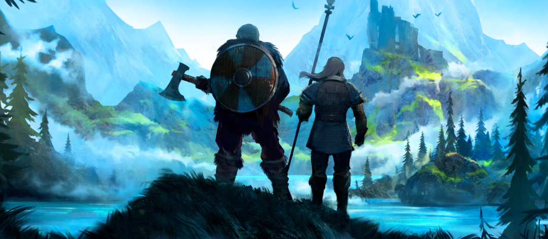 《英灵神殿》是如何让不玩生存游戏的我沉迷100小时的插图