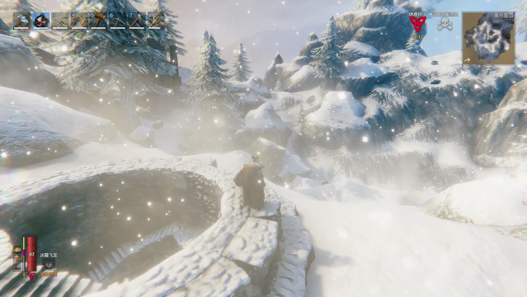 《英灵神殿》是如何让不玩生存游戏的我沉迷100小时的插图4