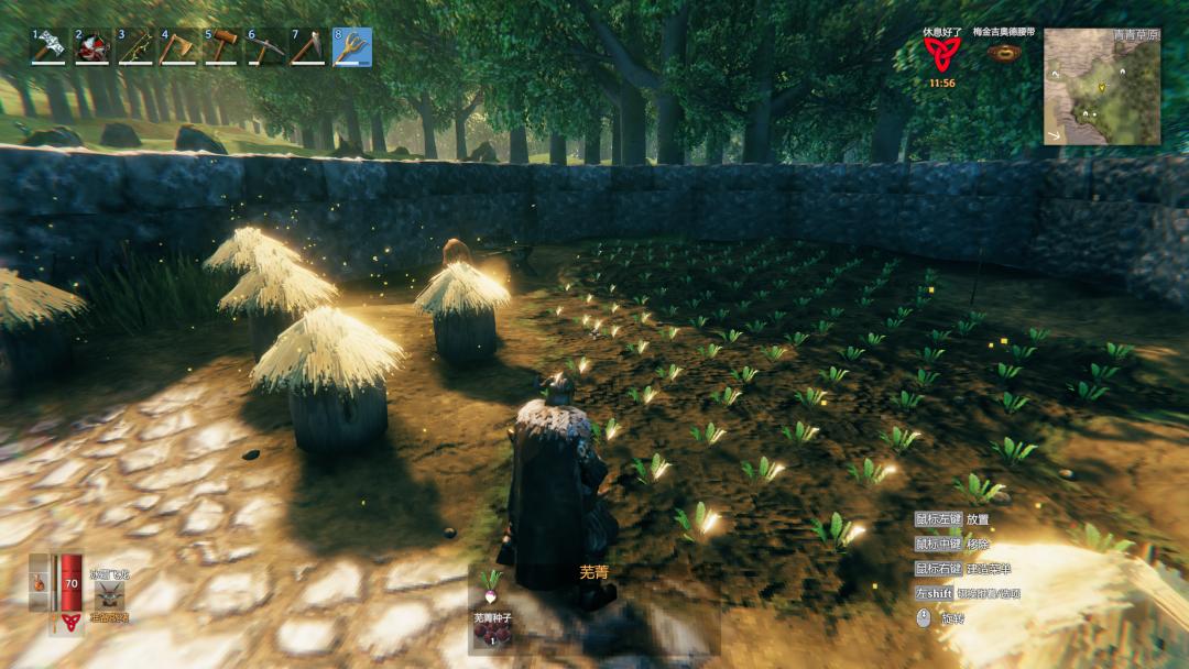 《英灵神殿》是如何让不玩生存游戏的我沉迷100小时的插图9